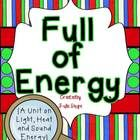 This product has lots of fun hands-on activities to help you teach about energy, specifically sound, light and heat energy! Your students will have...