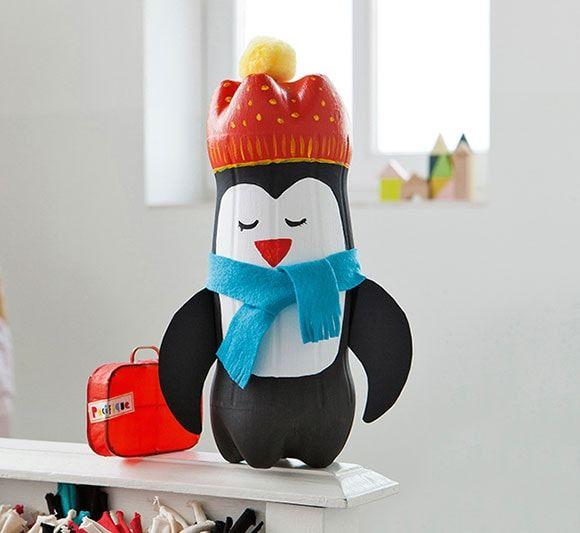 Een surprise maken? Wij hebben 12 toffe surprise ideeën voor je op een rij gezet. Wat vind je van deze pinguïn?