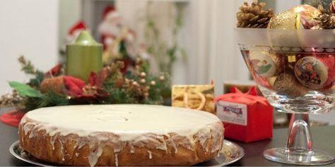 Vasilopita Cake (Greek New Year's cake) - My Greek Dish