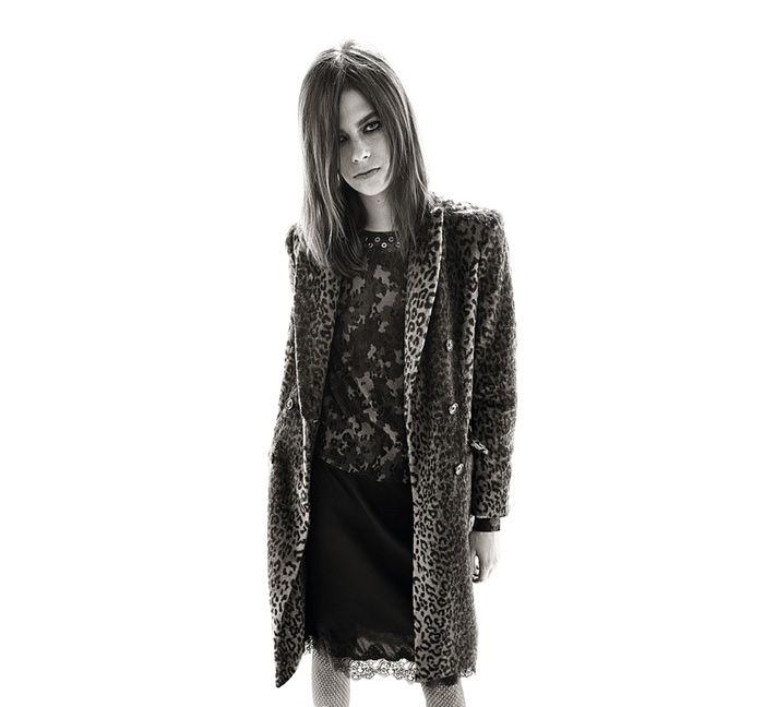 Carine Roitfeld brings super-sexy leopard print to Uniqlo   Fashion   The Guardian