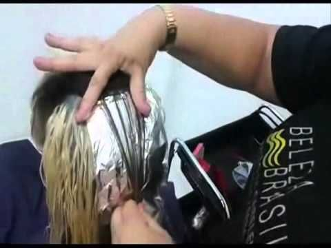 Mechas marcadas - tutorial - YouTube