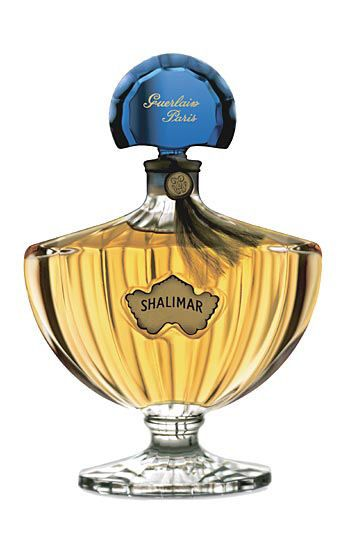 Guerlain 'Shalimar' Eau de Parfum known as the forbidden fragrance, launched in 1925 notes of bergamot, iris, vanilla, and exotic amber