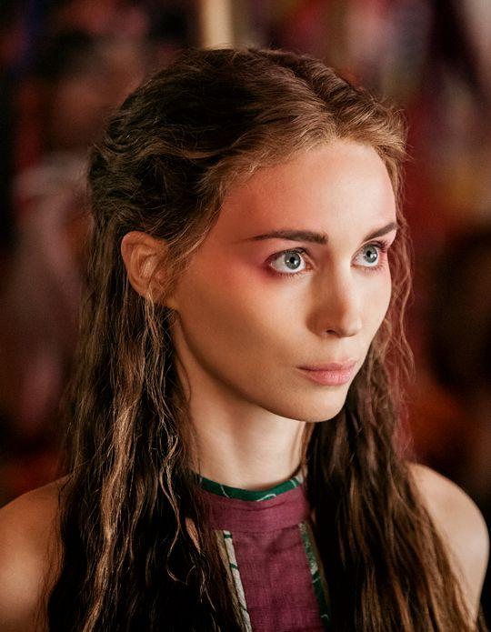 """New still of Rooney Mara as 'Tiger Lily' in Joe Wright's 'Pan' """