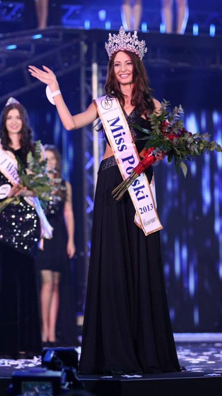"""Miss Poland 2013 Ada Sztajerowska """
