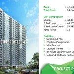 Emeralnd Bintaro Apartment Project Launch 2015. #apartemenemeraldbintaro