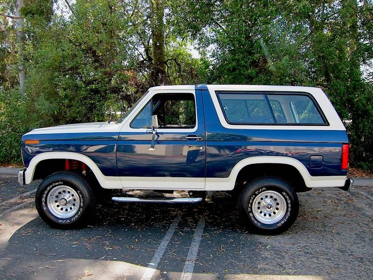 1981 ford bronco - Google Search