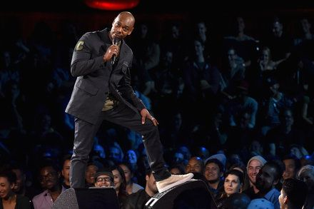 In Netflix Specials Dave Chappelle Challenges His Audience