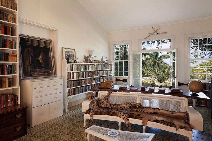 Finca Vigia, Ernest Hemingway's house in Cuba