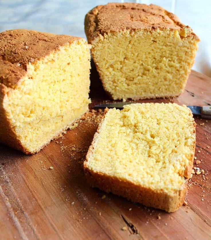 Pão Salgado de Fubá (Sem glúten) - Melinda na Cozinha