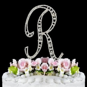 Cake topper minus the flower decorations: Decoration, Cakes Toppers, Flowers Decor, Cake Toppers