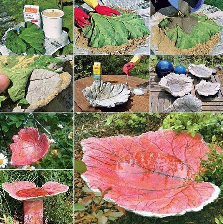 Are you looking for an easy project that will add beauty to your yard and provide enjoyment for the bird ?  DIY Sand Cast Birdbath--> http://wonderfuldiy.com/wonderful-diy-sand-cast-birdbath/ #DIY #birdbath