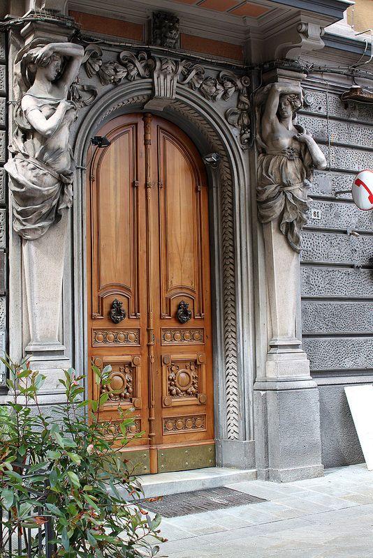 Nice Oh Shut The Front Door Part - 14: A Front Door Found In La Spezia, Italy
