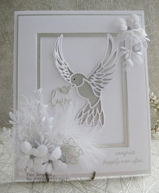 pamscrafts: Holiday Blog Blitz..Peaceful Dove.