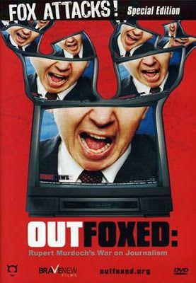 Outfoxed: un documental sobre la parcialidad y falta de equilibrio de los servicios informativos de la cadena televisiva estadounidense Fox. El lema de Fox News es 'imparcial y...