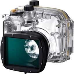 Canon WP-DC53 Waterproof Underwater Housing for Canon PowerShot G1 X Mark II