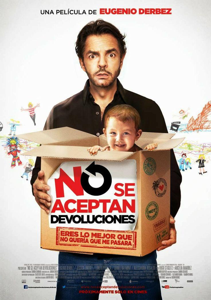 Título Latino: No Se Aceptan Devoluciones Otro Título: Instructions Not Included Año: 2013 País: México Director: Eugenio Derbez Genero: Drama, Comedia