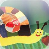 Funny Snail - Deze app maakt baby's en kinderen in het bijzonder genieten. Uw kind kan voeden de grappige slak met fruit en het afspelen van muziek op de schelp. De app is eenvoudig in gebruik