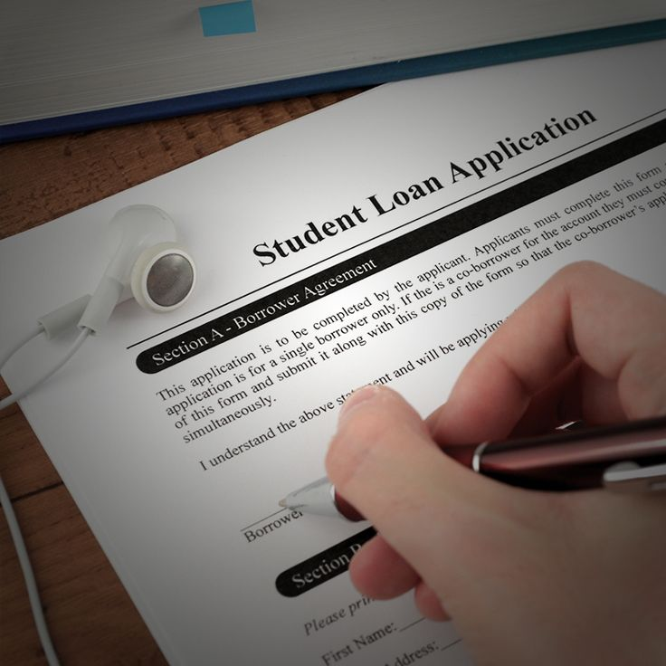 Things you should know about Getting Undergraduate Student Loans - students loan application form