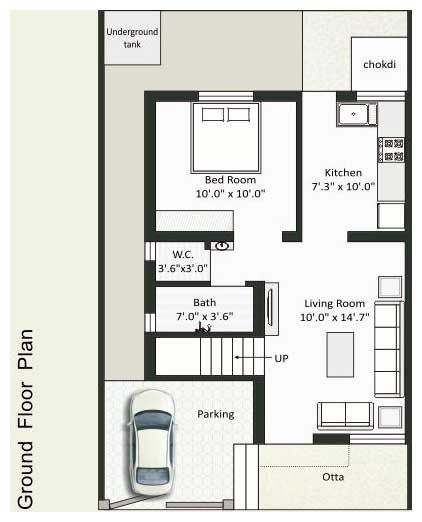 Cozy Ideas 600 Sq Ft Duplex House Plans In Chennai 7 Vastu With 2 Bedroom Jpg 422 522 Duplex House Plans My House Plans House Plans