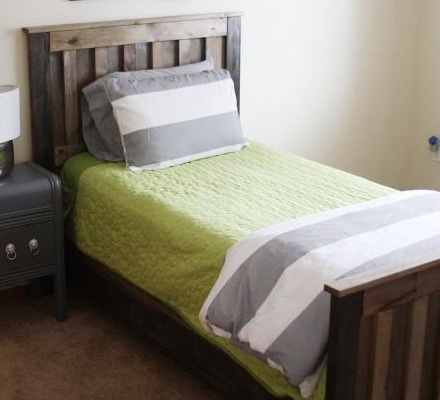 DIY Kentwood bed   build it from scratch with free tutorial   furniture  plans from Ana. 28 best Furniture  DIY   Build Your Own Tutorials images on