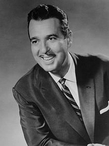 """Tennessee Ernie Ford 1919-1991  In 1956 he released Hymns, his first gospel music album, which remained on Billboard's Top Album charts for 277 consecutive weeks; his album """"Great Gospel Songs"""" won a Grammy Award in 1964."""