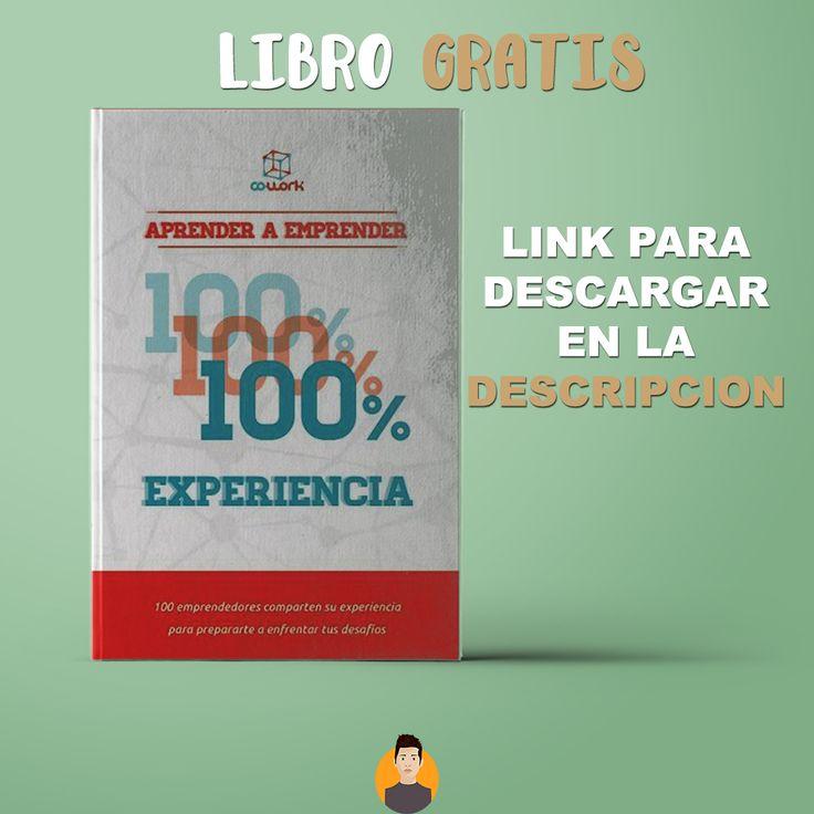 Aprender a emprender. #libros #empresas #jdao1796 #librogratis #ebook