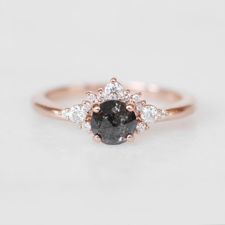 SALE Terdrop onyx ring,gold ring,wedding ring,gemstone ring,bridal jewelry,engagement ring,promise ring,diamond ring