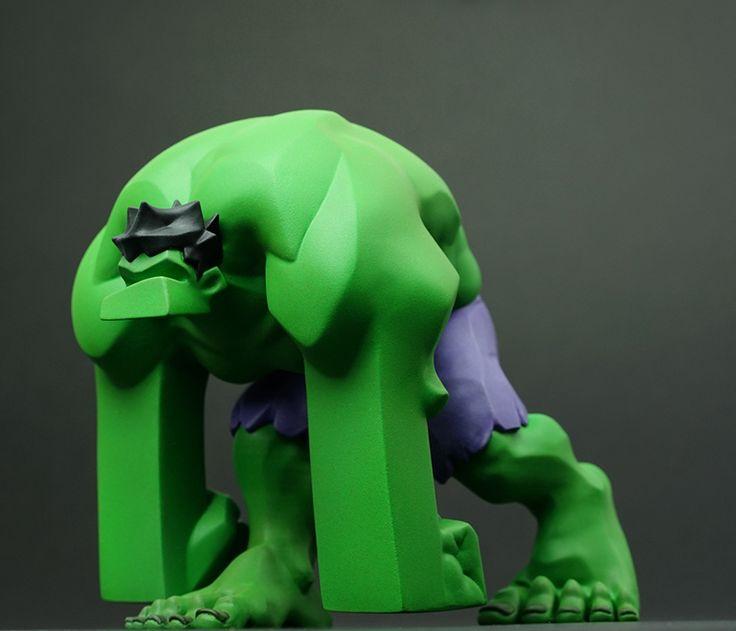 Devil Planet Hulk on Behance