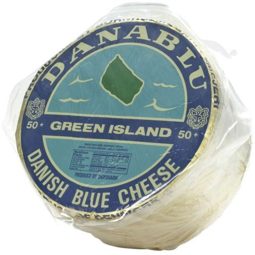 Danish Blue Cheese - Click to enlarge