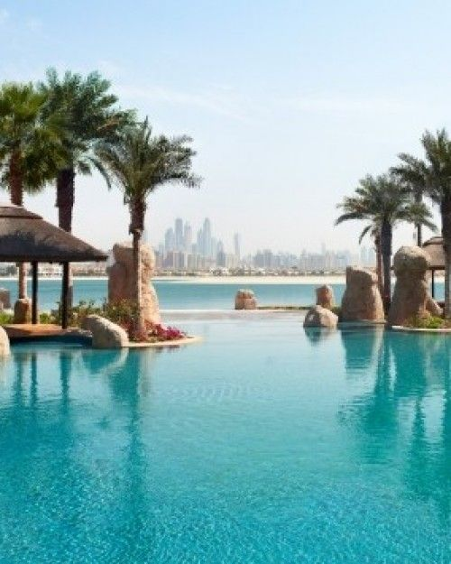 Sofitel Dubai The Palm Resort (Dubai, United Arab Emirates) - #Jetsetter