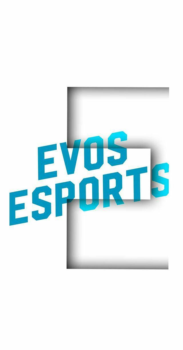 Evos Esport Wallpaper Cool evos logo wallpaper