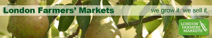 Walthmstow Farmers Market...I know what I am doing next Sunday :-)