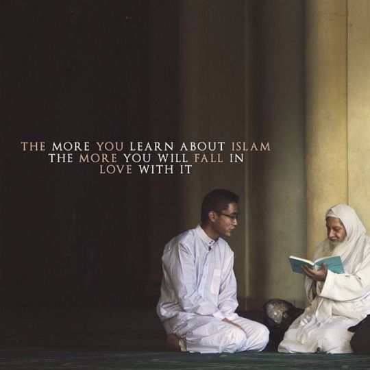 Do you want to learn more about Islam but don't know how? Here's some tips -