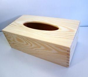 Krabica na papierové vreckovky