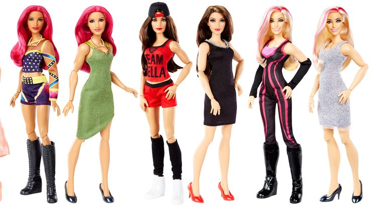 Look out, Barbie, there's a new contender looking to be champion of the doll house, and she might just body-slam you out of the ring. At San Diego's Comic-Con on Thursday, Mattel Inc.                                      MAT, +0.05%                                          announced a new line... - #Dolls, #Finance, #Fo, #Line, #Mattel, #Tagteam, #Wrestling, #WWE