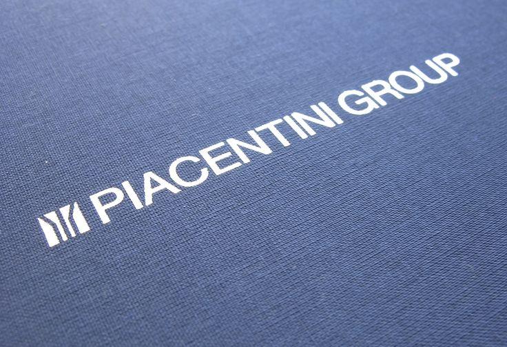 Il book Piacentini 2014.   Garage Comunicazione