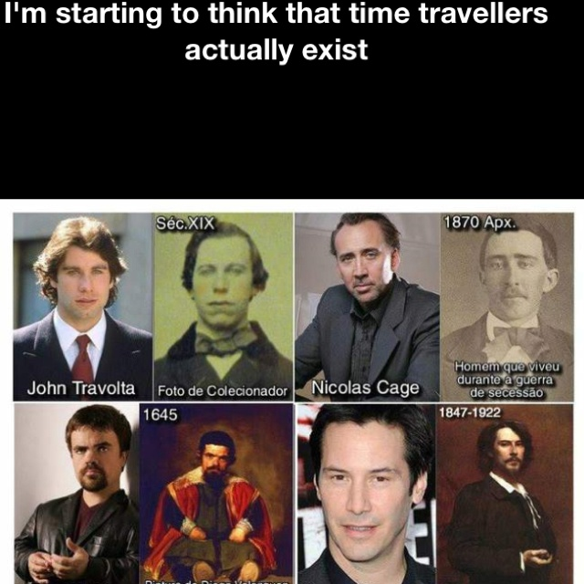 Time Travellers