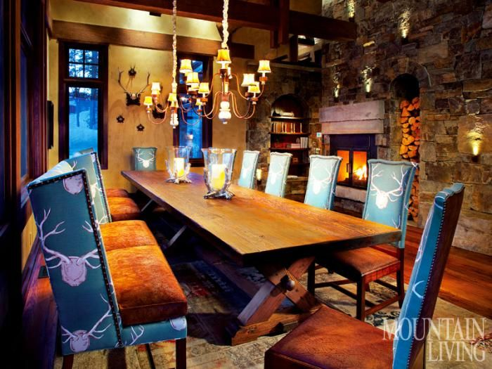 79 best winter dream homes images on pinterest dream for Red chair design jackson wy
