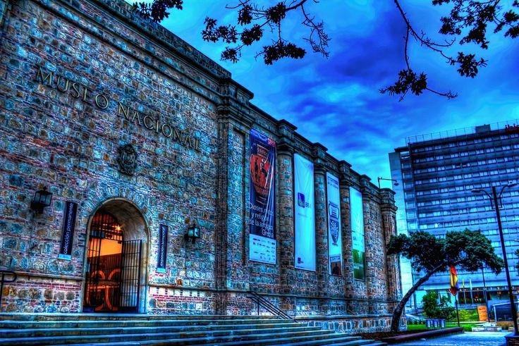 Museo Nacional, Bogotá / National Museum in Bogota