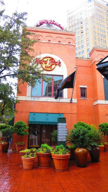 Hard Rock Cafe Riverwalk San Antonio Tx