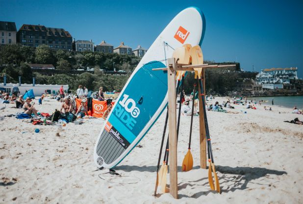 ​11 reasons not to miss the St Ives Food and Drink festival - SUP Competition