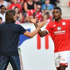 Bundesliga Football Match - FSV Mainz 05 vs TSG 1899 Hoffenheim