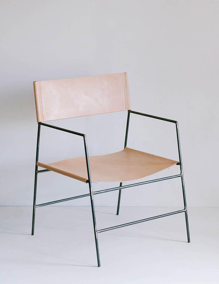 Canoe, Open Road Chair designed by Natalie Davis