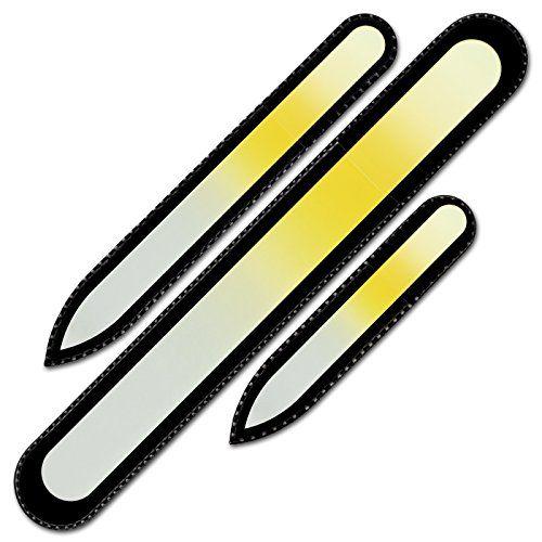 Set di 3 lima per unghie in vetro colorato in sacchetto d... https://www.amazon.it/dp/B01NBDC06H/ref=cm_sw_r_pi_dp_x_d12EybPK6NVHD