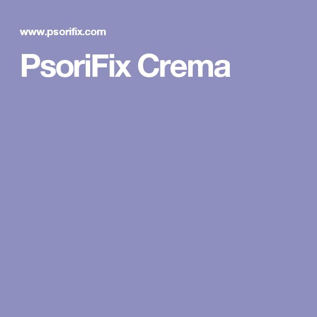PsoriFix Crema