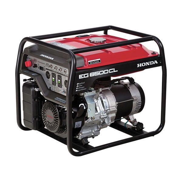 Commercial Generator 6500 Watt Honda Generator Portable Generator Generators For Sale