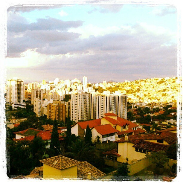 O pôr-do-sol mais bonito (bocado preferido de Gabriela Fonseca)