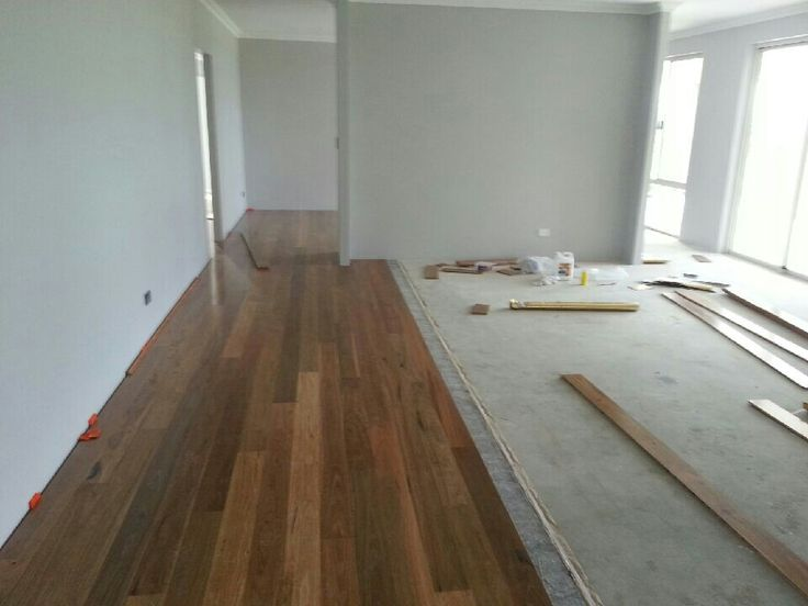 Our spotted gum flooring