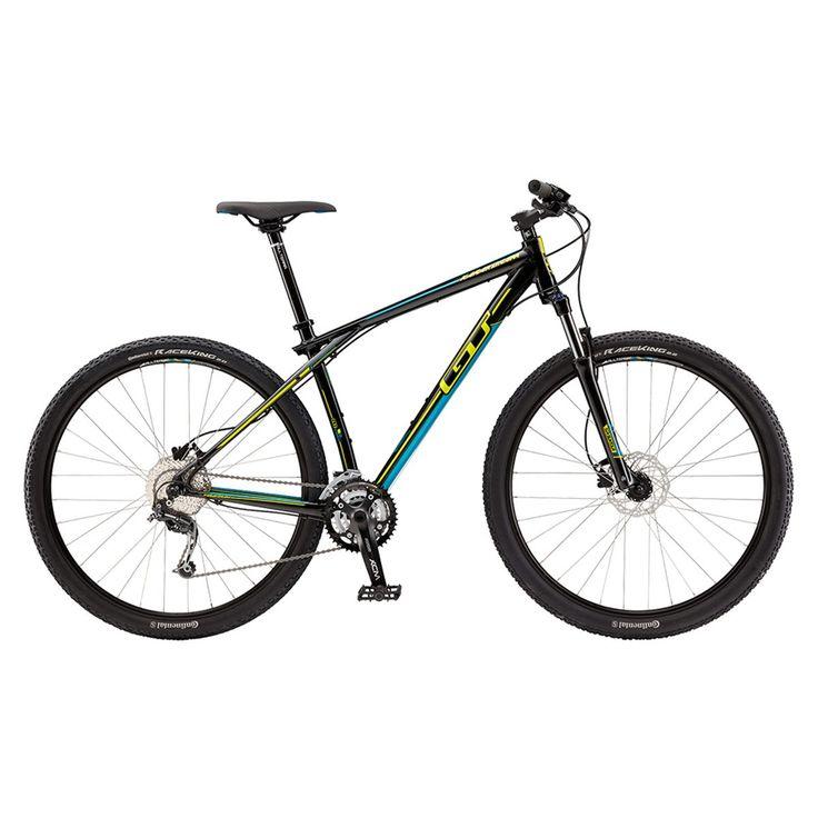 Bicicleta GT Karakoram Comp L Gloss Black - Motociclo