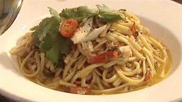 Crab Linguine Recipe - LifeStyle FOOD